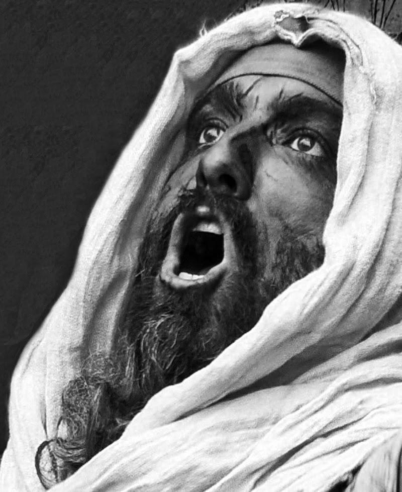 L'urlo .... di Giuseppe Loviglio