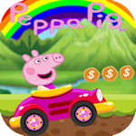 Pepa Happy Pig Ride