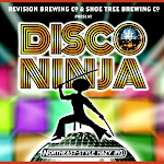 Revision Disco Ninja N.E. Style Hazy IPA