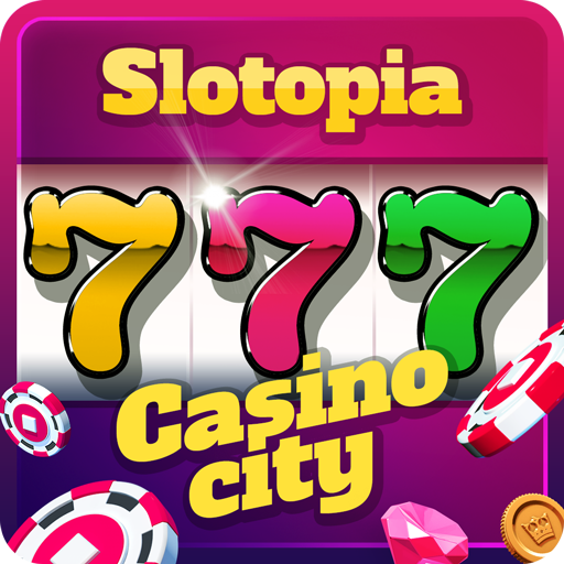 Slotopia: Casino City-building — Play Unique Slots Android APK Download Free By Highlyrecommended S.A.