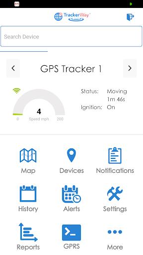 Download TrackerWay 1.12.0 2