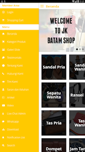 [JK Batam Shop] Screenshot 3