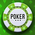 Poker Online: Texas Holdem & Casino Card Games icon