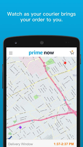 Amazon Prime Now screenshot 4