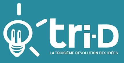 Photo: Logo de tri-D, la Troisième Révolution des Idées