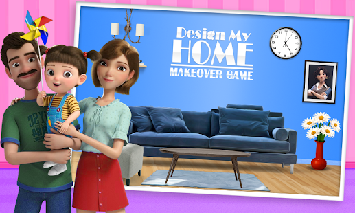 My Home Design Game Dream House Makeover App Ranking And