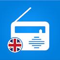 Radio UK FM - Online radio & DAB radio player app icon