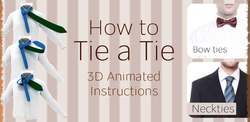 How to tie a tie 3d pro apk v how to tie a tie 3d pro ccuart Image collections
