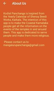 Kodial Panchanga - náhled