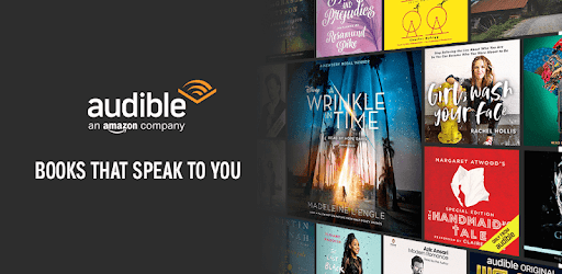 The world's largest selection of audiobooks. Get your first book free!