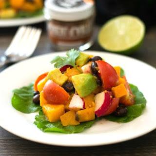Butternut Squash Taco Salad