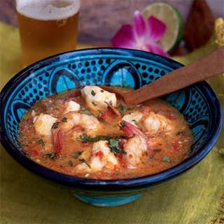 Brazilian Fish Stew (Moqueca de Peixe)