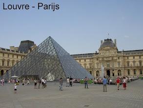 Photo: Louvre, Paris.