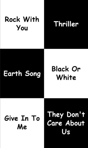 ピアノタイル - Michael Jackson
