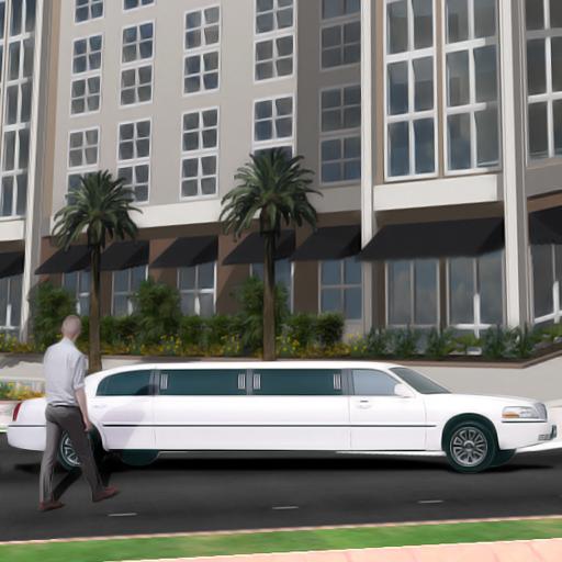リムジン駐車場の運転 模擬 App LOGO-APP試玩
