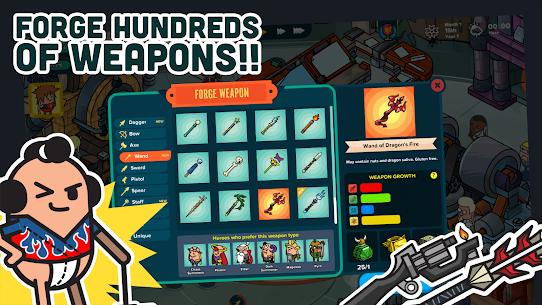 Holy Potatoes! A Weapon Shop?! MOD Apk 1.0.9 (Unlimited Money) 1