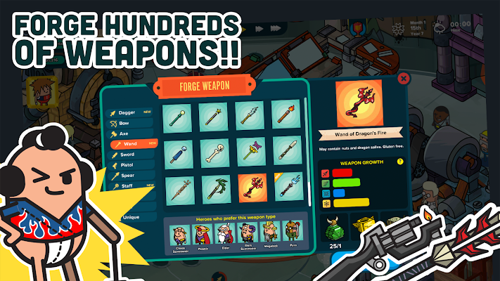Holy Potatoes! A Weapon Shop?!- screenshot