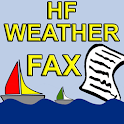 HF Weather Fax for marine icon