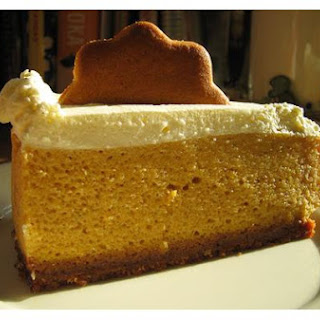 Orange Chiffon Pie