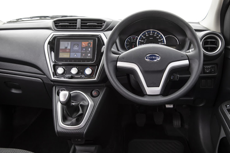 An interior revamp has noticeably improved the cabin appeal and - at last - there are now dual airbags and ABS. Picture: SUPPLIED