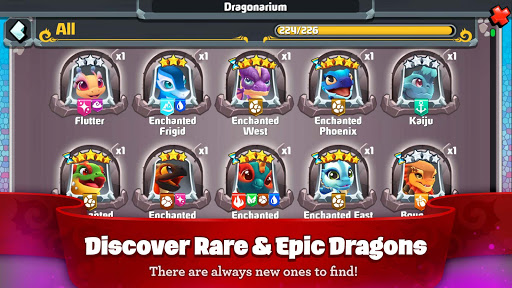 DragonVale World 1.20.0 screenshots 3