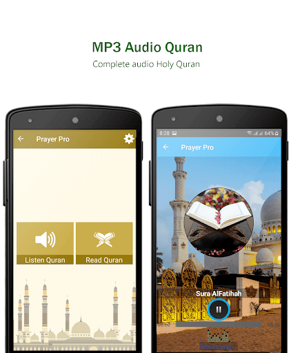 Muslim Prayer Pro with Azan, Quran & Qibla Compass screenshot 13
