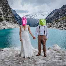 Wedding photographer Eugenia Orellana (caracoldementa). Photo of 26.01.2018