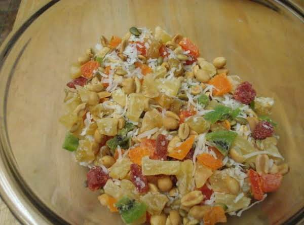 Easy Snack Mix Recipe