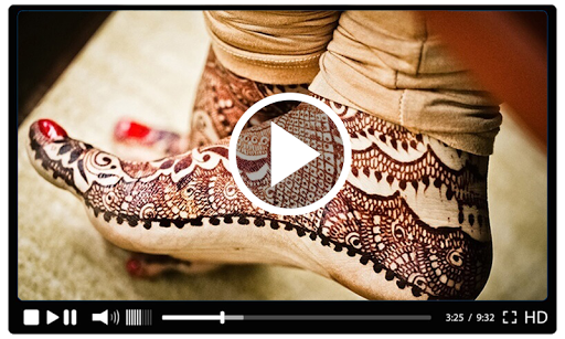 Simple Mehndi Designs Videos Tutorial 2018 1.4 screenshots 4