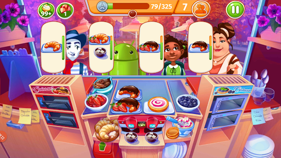 Cooking Craze – A Fast & Fun Restaurant Chef Game 7