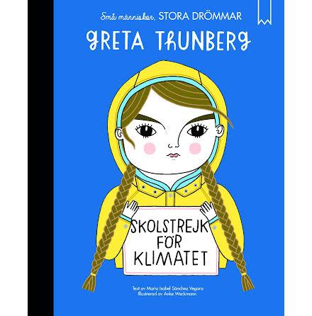 Små människor, stora drömmar : Greta Thunberg