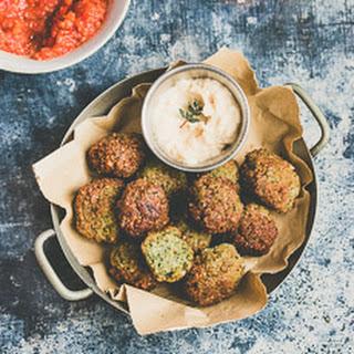 Falafel (vegan).
