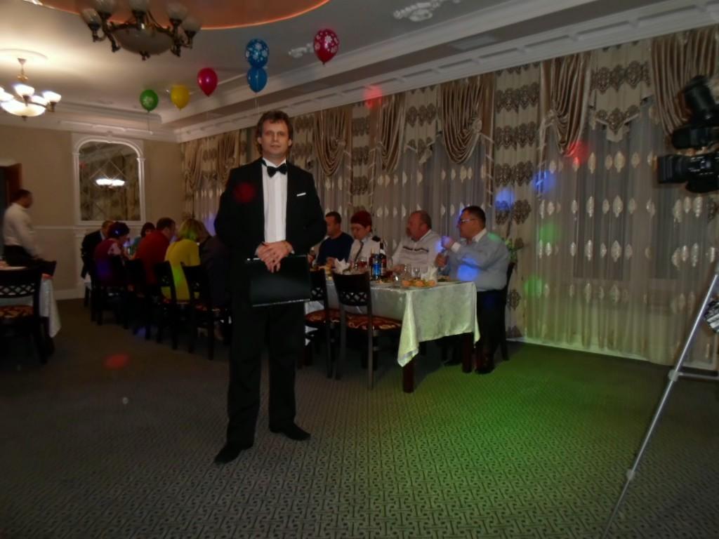 Максим Аргасцев в Самаре