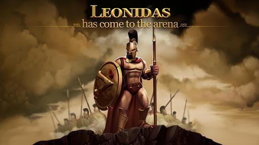 Gladiator Heroes Clash: Jeu de combat et stratégie  code Triche 1