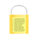Encrypted Notepad (Legacy) icon
