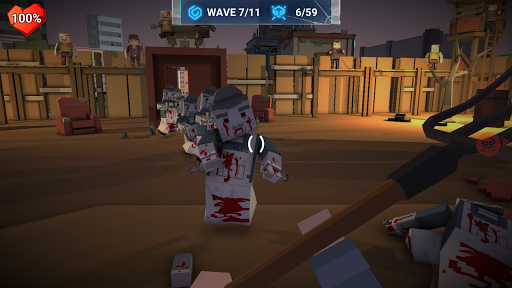 The Walking Zombie: Dead City 2.55 screenshots 5