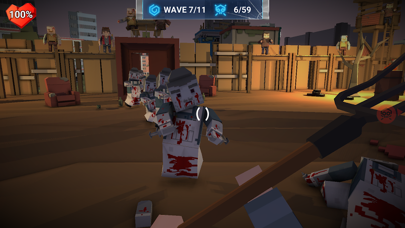 The Walking Zombie: Dead City Screenshot 4