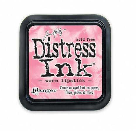Tim Holtz Distress Ink Pad - Worn Lipstick