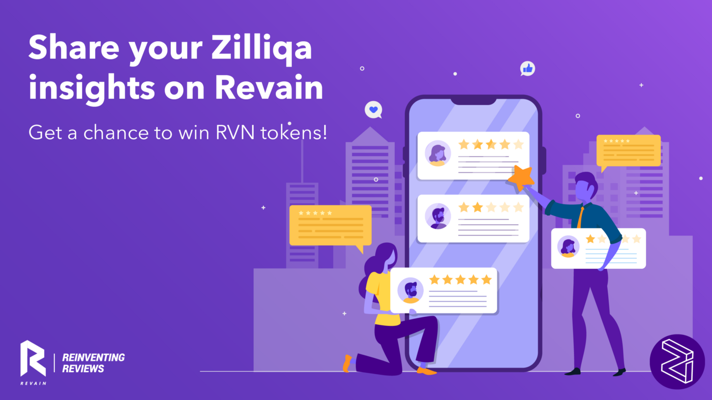 Blog Revain Crypto Review - Win RVN Token