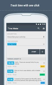 Time Meter Time Sheet v2.6 (Pro)