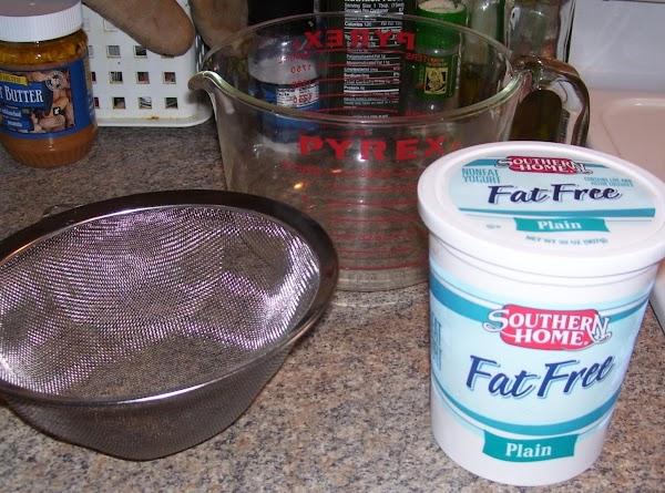 Greek Yogurt Bargain Recipe