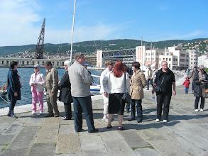 Photo: 004 Triesten rannalla