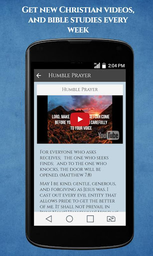 Daily Scriptures MP3: Inspiring Word of God - screenshot