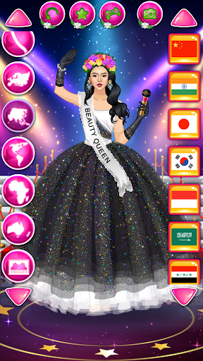 Beauty Queen Dress Up - Star Girl Fashion 1.0.9 screenshots 5