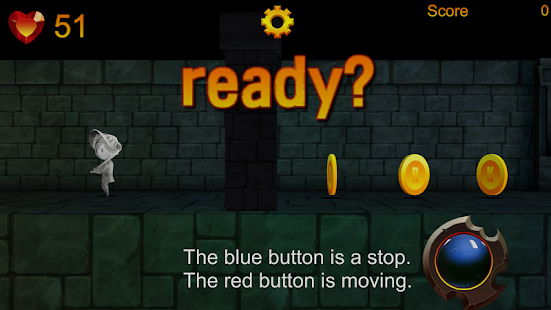 Stop Hero - One Button easy ending free game - náhled