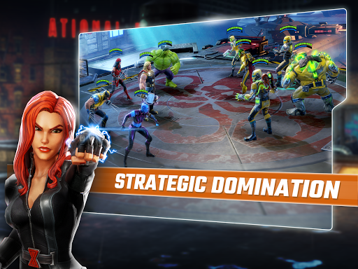 MARVEL Strike Force screenshot 17