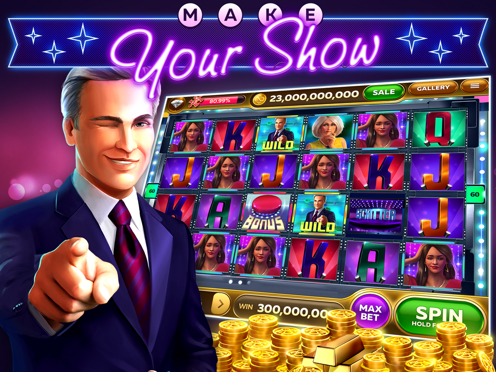 Screenshots of Infinity Slots - Spin and Win for iPhone