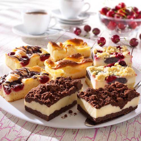 Abbildung Kuchen Vielfalt