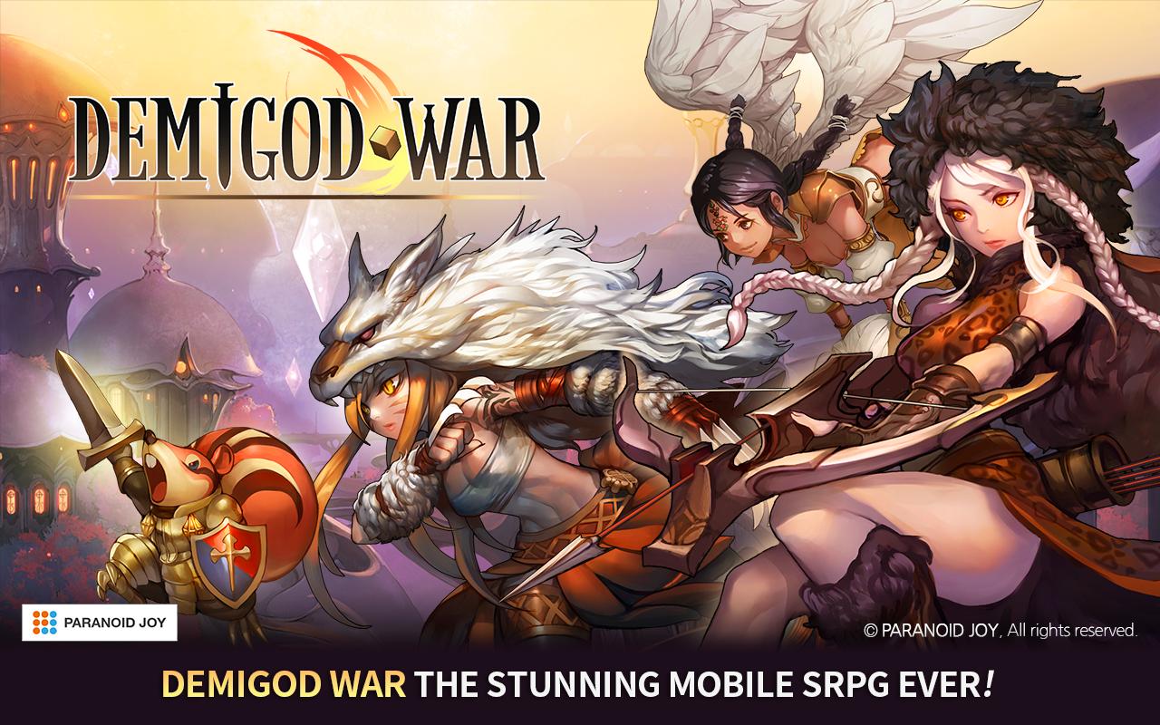 Demigod War - screenshot