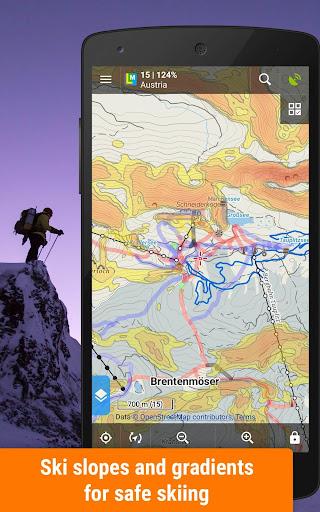 Locus Map Free - Hiking GPS navigation and maps 3.48.2 Screenshots 6